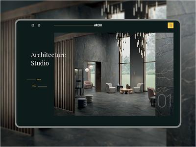 Architecture Studio design interior graphic design