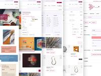 The Artshop e-shop redesign [En Version]