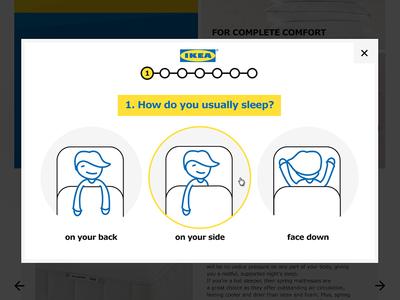 IKEA Mattresses Contest guide mattresses ikea contest illustrations question