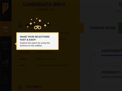 Coachmark Example design user centered explanation gethelp ui coachmarks