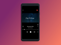 YouTube Music app UX improved by adding a shuffle button