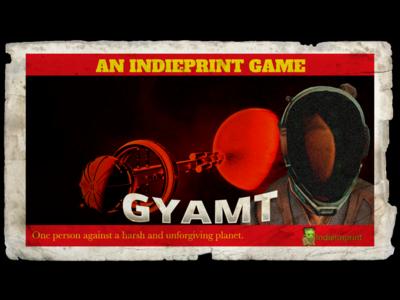 Alternative cover for GYATM game.