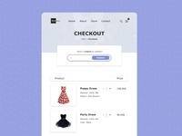 Daily UI Challenge Day #61 - Redeem Coupon
