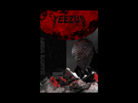 day_045 / Yeezus vibes