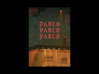 day_046 / The Life of Pablo