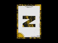 "36 Days of Type / ""Z"" | day_089"