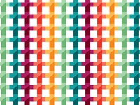 T Pattern  flat flat design colorful y pattern rebound colors color combinations.