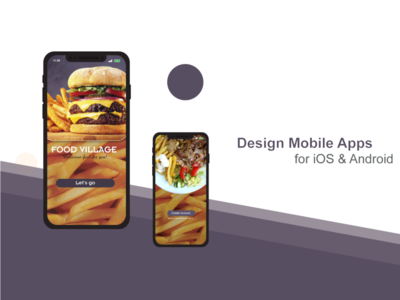 Mobile Apps Design for iOS & Android (2)