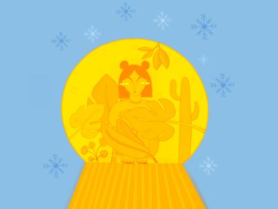 Sun-globe