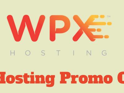 WPX Hosting Promo Code black friday deals wpx hosting