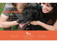 Can Do Canines Homepage