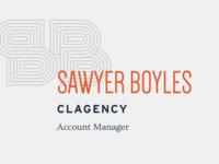 Sawyer Boyles Personal Brand