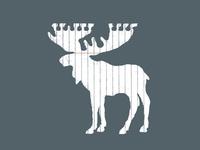 Paper Moose