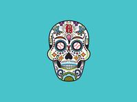 Sugar Skull Jersey Design