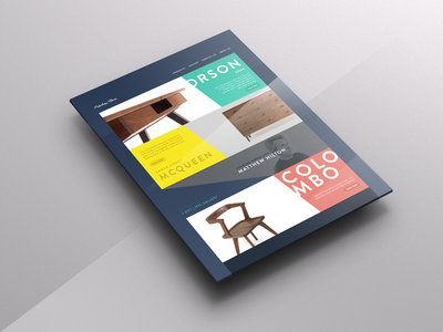 Matthew Hilton Store Concept