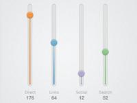 Bar Chart / Sliders Thing