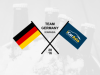 Team Germany Badge