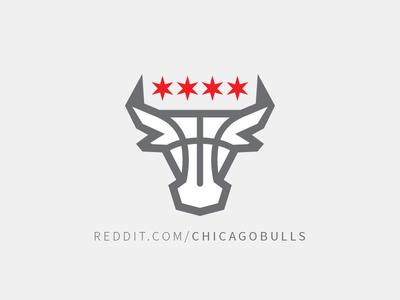 /r/ChicagoBulls sub-specific logo