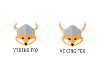 Viking Fox Logo