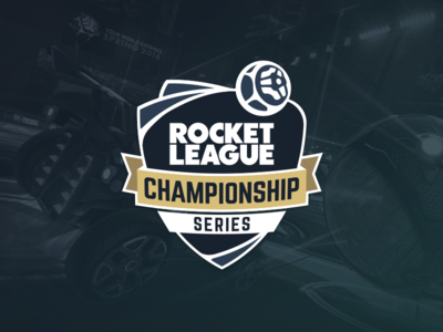 Rocket League Championship Series Logo