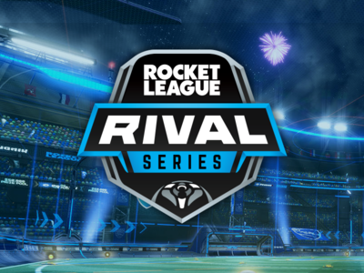 Rocket League Rival Series Logo