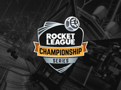 RLCS Season 4 Logo Variant