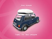Thankyou Jonas Hermann