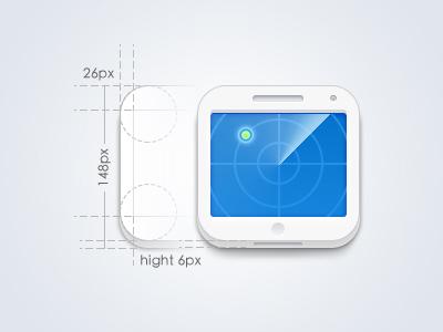 Findmyphone icon