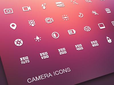 Cameraicons