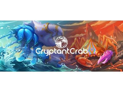 CryptantCrab: Train, Battle, Evolve