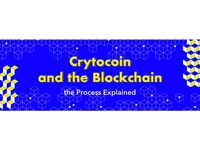 Cryptocoin and the Blockchain, the Process Explained