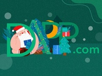 Merry Christmas - Dapp.com