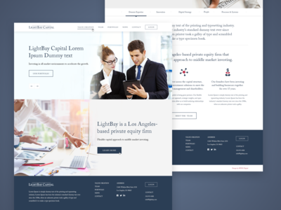 LightBay Capital - Private Equity Firm