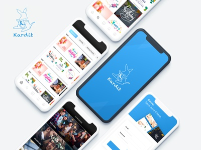 Greeting Card Mobile App