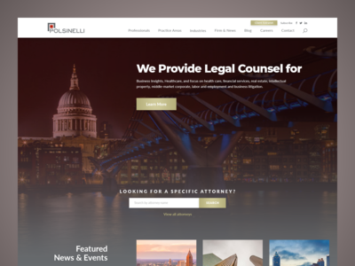 Polsinelli - A Law Firm
