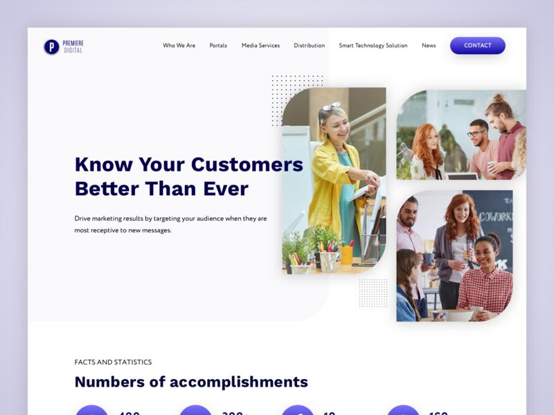 Marketing Agency - Premier Digital