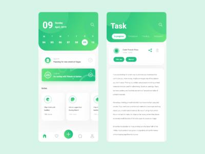 Ongo App Concept