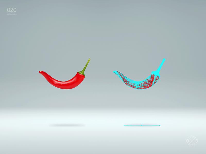190529_辣椒&Pepper vegetables 辣椒 pepper