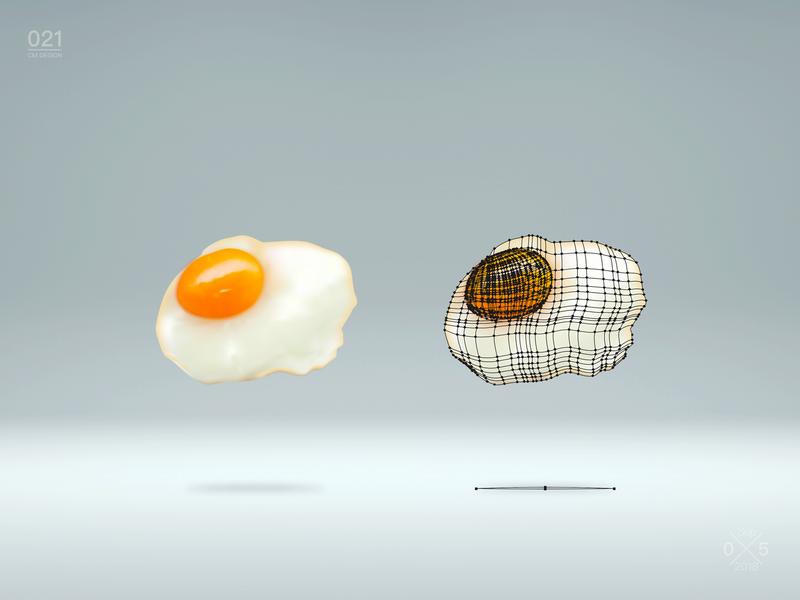 190530_蛋&egg ui logo chicken illustrator egg 蛋