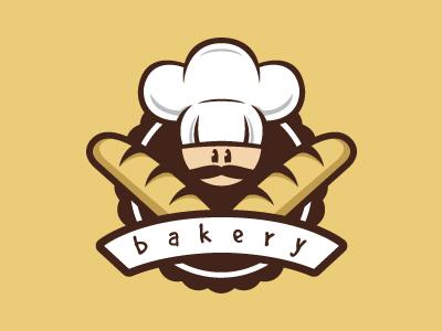 Bakery Logo By Alberto Bernabe Dribbble Dribbble