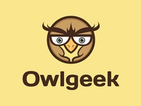 Owl Geek Logo