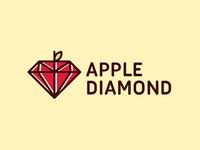 Apple Diamond Logo