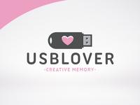Usb Love Logo