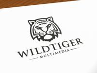 Strong Tiger Logo Template