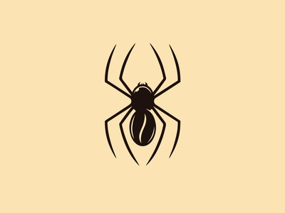 Spider Coffee Logo (logo for sale)