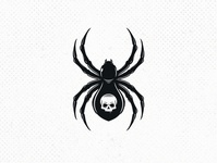 Death Spider Logo Template