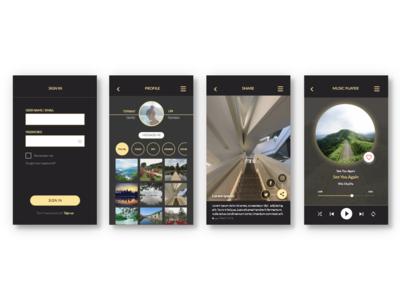 UI design_mobile