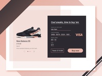 Ui 002  - Credit Card Checkout