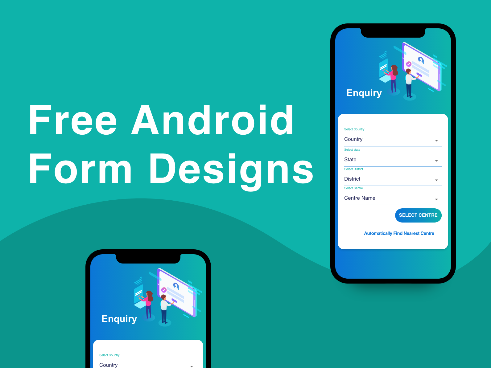 Android Form Designs by Kapil Mohan on Dribbble