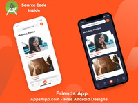 Free dating app with android source code - appsnipp